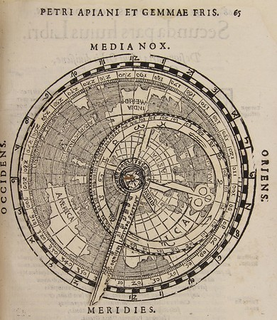 Apian's Cosmographia [D.20.13]