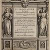 Galileo Galilei (1564-1642). Il saggiatore: nel quale con bilancia esquisita e giusta si ponderano le cose contenute nella Libra Astronomica e Filosofica di Lotario Sarsi Sigensano. Rome, 1623. [D.20.15]