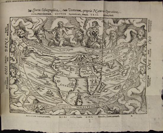 Diagram from Apian's Cosmographia [D.20.13]