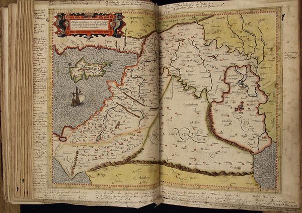 Ptolemy, Tabulae geographicae...emendatae per Gerardum Mercatorem [D.4.3]
