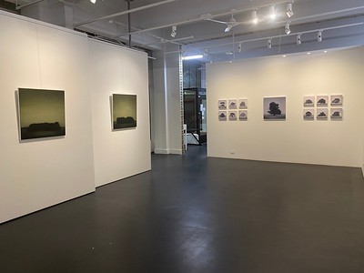 Installation view April 2020