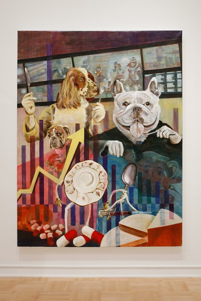 Bryan Allen Robertson, Master of Fine Arts 2016
