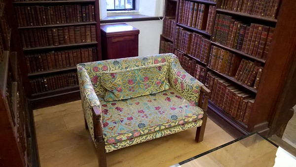 Isaac Milner's Chair