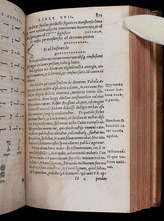 Author: Girolamo Cardano  Title: De subtilitate libri XXI  [On subtlety] (Basel, 1582) Shelfmark: H.18.14   (catalogue record)