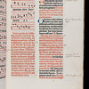 "<b>Author:</b> Catholic Church<br> <b>Title:</b><i> Pontificale Romanum</i> (Rome, 1485)<br> <b>Shelfmark:</b> U.1.4  <a href=""http://idiscover.lib.cam.ac.uk/primo-explore/fulldisplay?docid=44CAM_ALMA21417655500003606&amp;context=L&amp;vid=44CAM_PROD&amp;search_scope=SCOP_QUE&amp;tab=cam_lib_coll&amp;lang=en_US""> (catalogue record)</a>"