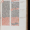 "<b>Author:</b> Catholic Church<br> <b>Title:</b><i> Pontificale Romanum</i> (Rome, 1485)<br> <b>Shelfmark:</b> U.1.4  <a href=""http://idiscover.lib.cam.ac.uk/primo-explore/fulldisplay?docid=44CAM_ALMA21417655500003606&amp;context=L&amp;vid=44CAM_PROD&amp;search_scope=SCOP_QUE&amp;tab=cam_lib_coll&amp;lang=en_US""> (catalogue record)</a>"