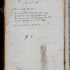 "The volume bears the signature of two previous owners: on this page we see that of Johannes Goodluck,  'Joh[ann]es Goodluck est custos huius libri' ('the keeper of this book'). Below this inscription, another hand has added a price and a very interesting poem in Latin entitled 'De matre sua Edwardi' ('On Edward's mother'). The following verses are indeed the epitaph of Queen Emma of Normandy (d. 1054), mother of Edward the Confessor. In early modern England, as well as providing material evidence for historians, epitaphs such as this bore devotional value as a means to relate to the dead.<br><br>  <br>  'Duxit Ethelredus __ ha[n]c, &amp; postea Knutus. Edwardum s[an]ct[u]m parit hoc atque Hardecanutu[m]. Quator hoc reges hec vidit sceptra fere[n]tes. Angloru[m] regu[m] suit hec sic mater et uxor.'<br>  ('She was first married to King Ethelred, and afterwards to King Canute. To the former she bore Edward, to the latter Hardincanute. She saw all these four kings wielding the royal sceptre; and thus was the wife and mother of English kings.'  Translation from John Milner, <i>The History Civil and Ecclesiastical, &amp; Suruey of the Antiquities</i>, Winchester, 1809.)<br><br>  'Si non sit auditor non est detractor.'<br>  'If one is not a listener, one is not a detractor.' Saint Thomas Aquinas, <i>Exposition of the Psalms of David</i>, Psalm 14.   <br><br> <b>Author:</b> Terence<br> <b>Title:</b><i> Publij Terentij Aphri comicorum latinorum principis Comediae</i> (Lyon, 1520)<br> <b>Shelfmark:</b> H.5.12<a href=""https://idiscover.lib.cam.ac.uk/primo-explore/fulldisplay?docid=44CAM_ALMA21420890250003606&amp;context=L&amp;vid=44CAM_PROD&amp;search_scope=SCOP_QUE&amp;tab=cam_lib_coll&amp;lang=en_US""> (catalogue record)</a>"