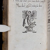 "Annotations on the blank pages at the back of the volume include an index that bears quotations by figures such as Saint Augustine and John the Baptist, in Latin and French, together with the words 'Let no day go by without a drawn line to show for it' ('Nulla dies abeat quin linea ducta supersit'). Penned by the Italian humanist Publio Fausto Andrelini, this famous adage derives from a passage in Pliny the Elder's Natural History, hailing the assiduousness with which the ancient Greek artist Apelles practised his art. Its presence in this dictionary, opposite the annotated index, would appear to act as a motivation for the committed reader who was collecting the quotes. <br><br> <b>Author:</b> Peter Dasypodius<br> <b>Title:</b><i> Dictionarium Latinogermanicum et vice versa Germanicolatinum</i> (Strasbourg, 1541)<br> <b>Shelfmark:</b> G.6.23  <a href=""http://idiscover.lib.cam.ac.uk/primo-explore/fulldisplay?docid=44CAM_ALMA21402156910003606&amp;context=L&amp;vid=44CAM_PROD&amp;search_scope=SCOP_QUE&amp;tab=cam_lib_coll&amp;lang=en_US""> (catalogue record)</a>"