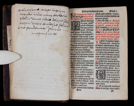 "<b>Title:</b><i> Portiforium secundum usum Sarum</i> (London, 1541)<br> <b>Shelfmark:</b> K.17.28  <a href=""http://idiscover.lib.cam.ac.uk/primo-explore/fulldisplay?docid=44CAM_ALMA21407528810003606&amp;context=L&amp;vid=44CAM_PROD&amp;search_scope=SCOP_QUE&amp;tab=cam_lib_coll&amp;lang=en_US""> (catalogue record)</a>"