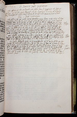 <b>Author:</b> Church of England <br> <b>Title:</b><i> The booke of common prayer, and administration of the sacraments </i> (London, 1634)<br> <b>Shelfmark:</b> N.1.31