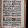 "Another prayer pasted at the foot of a page, probably by Thomas Bedall. <br><br> <b>Author:</b> Catholic Church<br> <b>Title:</b> <i>Missale ad vsum ecclesie Sarisburiensis</i> [ Salisbury missal] (Paris, 1529)<br> <b>Shelfmark:</b> H.6.24<a href=""https://idiscover.lib.cam.ac.uk/primo-explore/fulldisplay?docid=44CAM_ALMA21420881150003606&amp;context=L&amp;vid=44CAM_PROD&amp;search_scope=SCOP_QUE&amp;tab=cam_lib_coll&amp;lang=en_US""> (catalogue record)</a>"