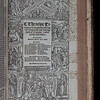 "<b>Title:</b><i> The Bible in Englishe </i> (London, 1562)<br> <b>Shelfmark:</b> B.2.18 (2) <a href=""http://idiscover.lib.cam.ac.uk/primo-explore/fulldisplay?docid=44CAM_ALMA21407504280003606&amp;context=L&amp;vid=44CAM_PROD&amp;search_scope=SCOP_QUE&amp;tab=cam_lib_coll&amp;lang=en_US""> (catalogue record)</a>"