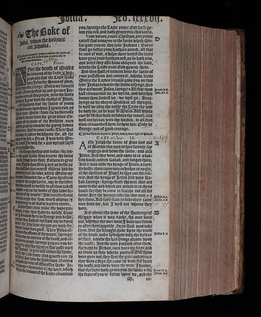 "<b>Title:</b><i> The Byble in Englyshe </i> (London, 1540)<br> <b>Shelfmark:</b> B.2.18 (1) <a href=""http://idiscover.lib.cam.ac.uk/primo-explore/fulldisplay?docid=44CAM_ALMA21407496230003606&amp;context=L&amp;vid=44CAM_PROD&amp;search_scope=SCOP_QUE&amp;tab=cam_lib_coll&amp;lang=en_US""> (catalogue record)</a>"