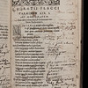 "<b>Author:</b> Horace<br> <b>Title:</b><i> Horatius M. Antonii Mureti in eundem annotationes</i> [Horace with the annotations of M. Antoine Muret] (Lyon, 1573)<br> <b>Shelfmark:</b> I.8.26  <a href=""http://idiscover.lib.cam.ac.uk/primo-explore/fulldisplay?docid=44CAM_ALMA21420948910003606&amp;context=L&amp;vid=44CAM_PROD&amp;search_scope=SCOP_QUE&amp;tab=cam_lib_coll&amp;lang=en_US""> (catalogue record)</a>"