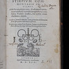 "<b>Author:</b> Leonhart Fuchs <br> <b>Title:</b><i> De historia stirpium commentarii insignes </i> (Lyon, 1549)<br> <b>Shelfmark:</b> H.19.5  <a href=""http://idiscover.lib.cam.ac.uk/primo-explore/fulldisplay?docid=44CAM_ALMA21420910460003606&amp;context=L&amp;vid=44CAM_PROD&amp;search_scope=SCOP_QUE&amp;tab=cam_lib_coll&amp;lang=en_US""> (catalogue record)</a>"