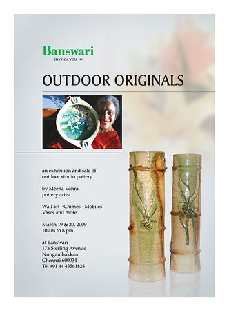 Outdoor Orignals - Mar 2009