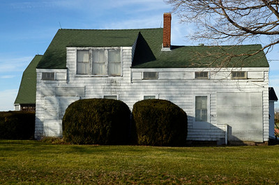 Historic Houses - Oregon Road, Cutchogue, NY
