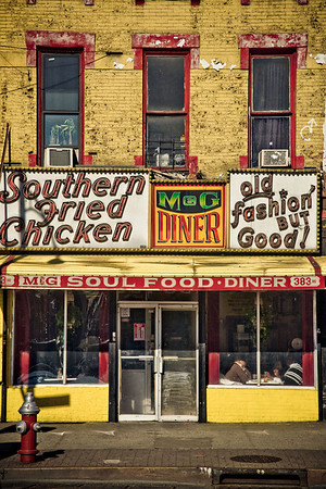 Soul Food Diner | New York 2008