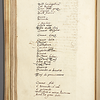 "Books on grammar and poetyry <br><br> <b>Author:</b> Thomas Smith<br> <b>Title:</b><i> 'Inventaries'</i> [Commonplace book] (16th century)<br> <b>Shelfmark:</b> Queens' College Library MS 49 <br> Full digital copy on <a href=""https://cudl.lib.cam.ac.uk/view/MS-QUEENS-00049/1""> Cambridge Digital Library</a>"