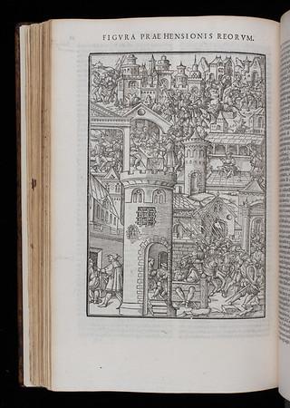 "The apprehension. <br><br>  <b>Author:</b> Jean Milles de Souvigny<br> <b>Title:</b><i> Praxis criminis persequendi</i> (Paris, 1541)<br> <b>Shelfmark:</b> H.1.17(2)  <a href=""http://idiscover.lib.cam.ac.uk/primo-explore/fulldisplay?docid=44CAM_ALMA21417673370003606&amp;context=L&amp;vid=44CAM_PROD&amp;search_scope=SCOP_QUE&amp;tab=cam_lib_coll&amp;lang=en_US""> (catalogue record)</a>"