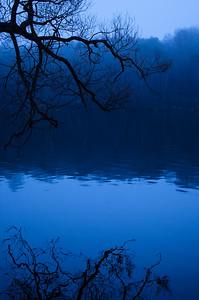 Shades of blue (Årstaviken)
