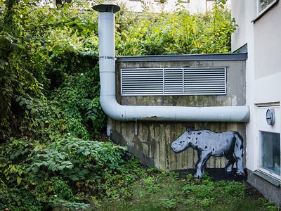 Urban jungle (Eriksdal)
