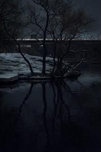 Winter night (Årstabron)