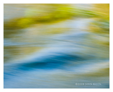 Merced River Triptych 3