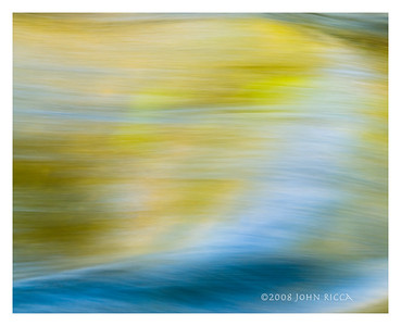 Merced River Triptych 2
