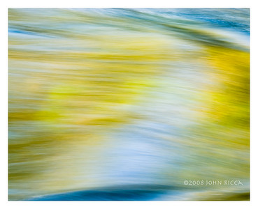 Merced River Triptych 1