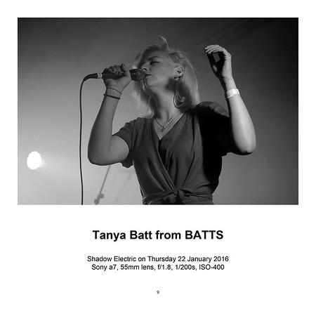 Tanya Batt from BATTS (SOLD)