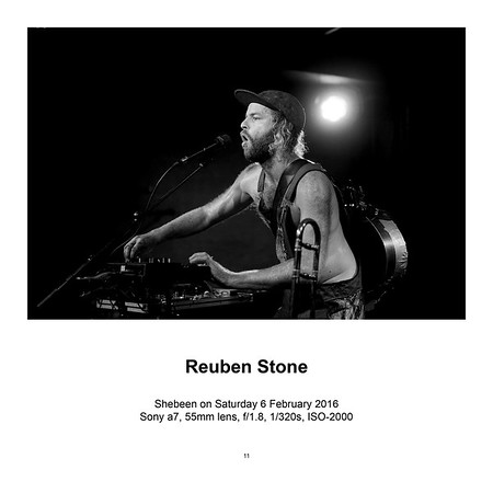 Reuben Stone (SOLD)