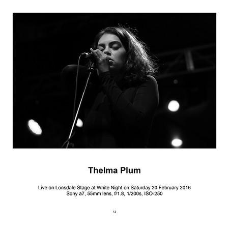 "$95 Thelma Plum (8"" x 12"")"