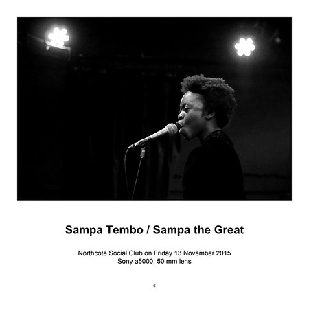Sampa the Great (SOLD)