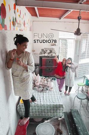 Fun@Studio 78 Makeover