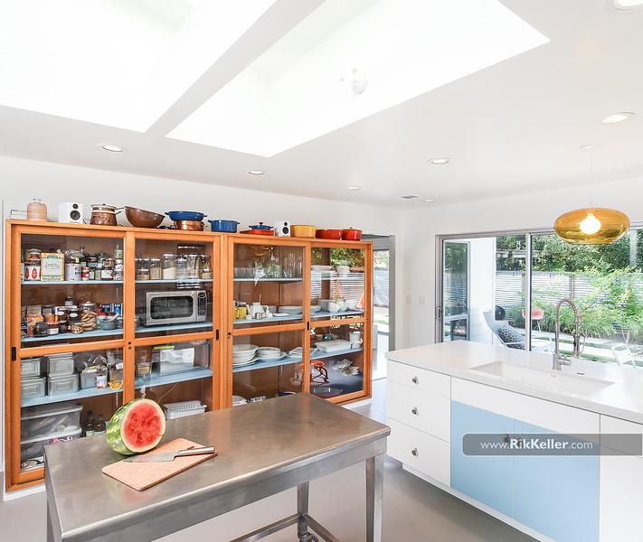 kitchen by Shauman Design. Davis CA