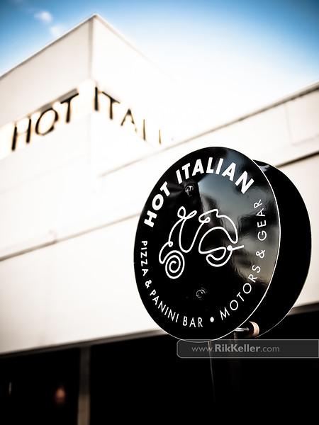 Hot Italian. Sacramento, CA