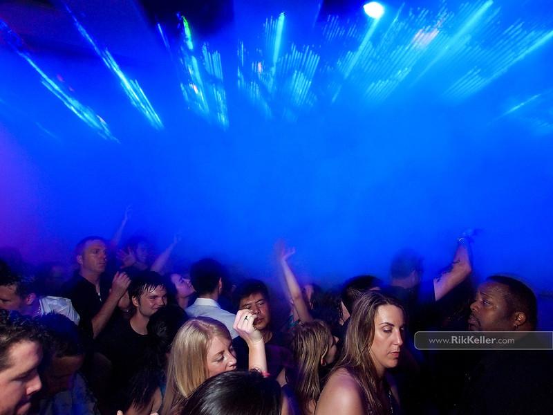 District 30 nightclub. Sacramento CA - June 2011