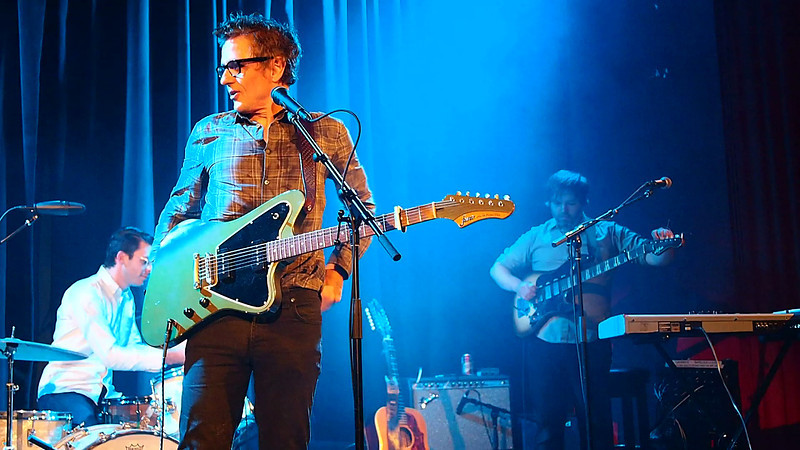 """Dean Wareham performs """"Ceremony"""" at The Chapel in San Francisco 11/12/2013"""
