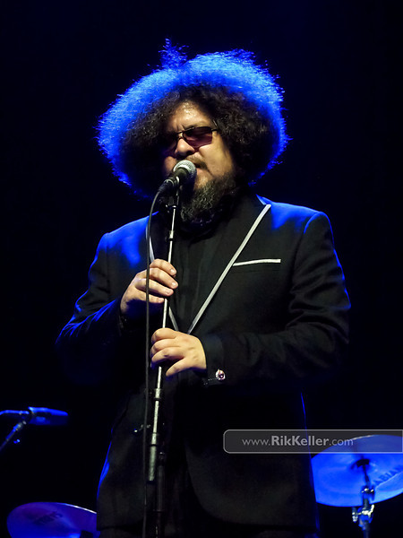 Frank Mitchell Jr. at the Fox Theater (Oakland) - September 2011