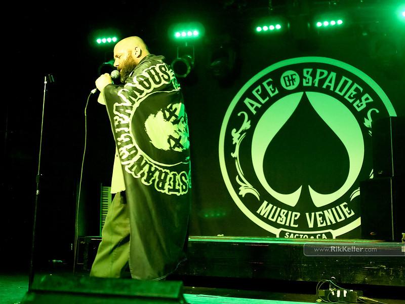 Sage Francis at Ace of Spades (Sacramento) - May 2011