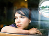 """Lara Downes, concert pianist and Mondavi Center (UC Davis) artist-in-residence.  For the  """"13 Ways of Looking at the Goldberg"""" CD - June 2011<br />  <a href=""""http://www.laradownes.com"""">http://www.laradownes.com</a>"""