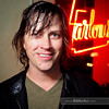 Rhett Butler, lead singer of Old 97's at Harlow's. Sacramento CA