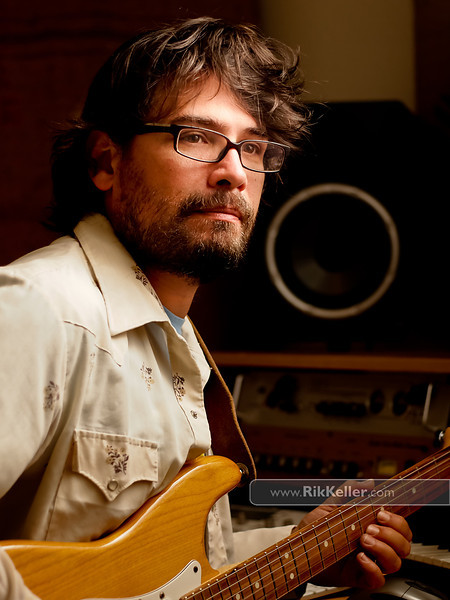 Rich Driver, singer-songwriter. Sacramento CA