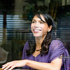 "Lara Downes, concert pianist and Mondavi Center (UC Davis) artist-in-residence.  For the  ""13 Ways of Looking at the Goldberg"" CD"