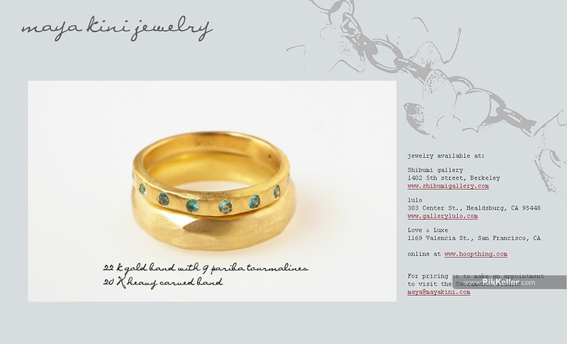 photo for website for Maya Kini Jewelry + Objects