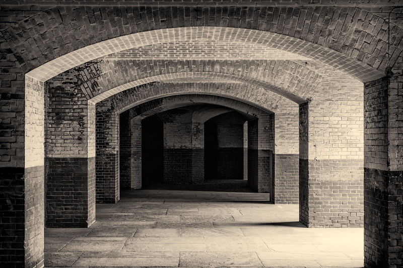 Arches into Darkness