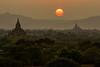 Bagan Sunrset