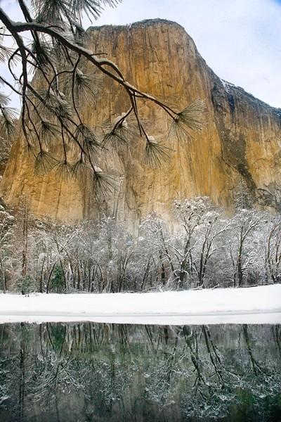 mary_whitesides-Yosemite Cliff Face