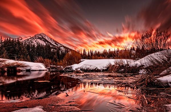 Ray_David-Big_Cottonwood_Canyon_Sunset